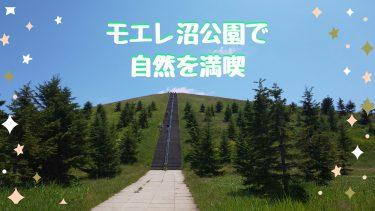 札幌で自然と景観を満喫するならモエレ沼公園がマスト
